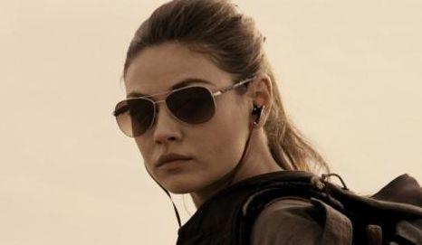 Mila Kunis as Solara in The Book of Eli