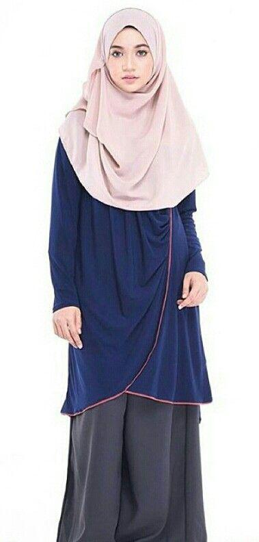 Hijab & outfit @calaqisya