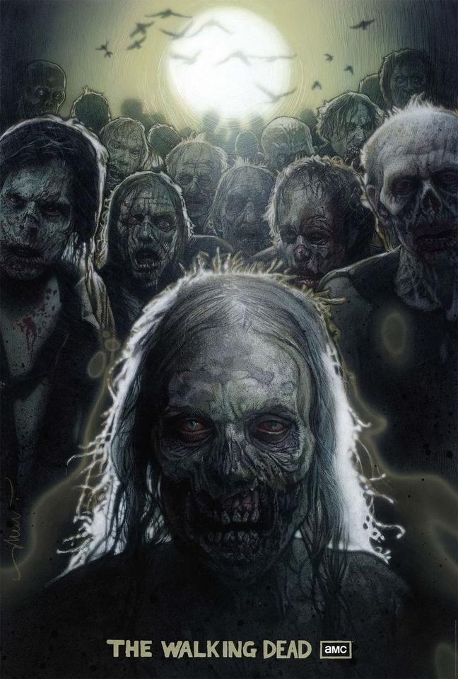 The Walking Dead...24 Wallpapers Enjoy!