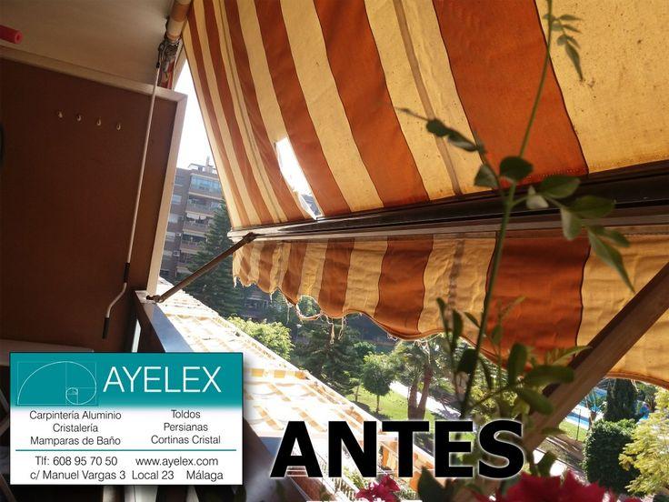 M s de 1000 ideas sobre cortinas de lona en pinterest - Tapiceros en mostoles ...
