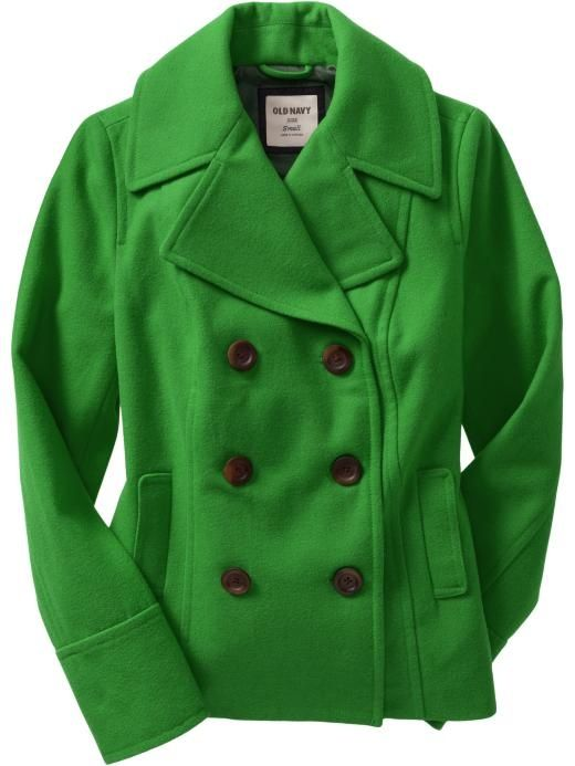 34 best Oh, Winter images on Pinterest | Green coat, Pea coat and ...