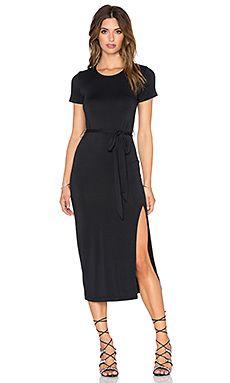 NOVELLA ROYALE Joan Dress in Black