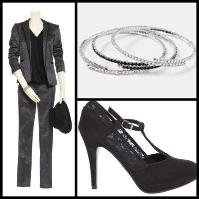 Dress Up Basic Black   Smart Set @Call It Spring