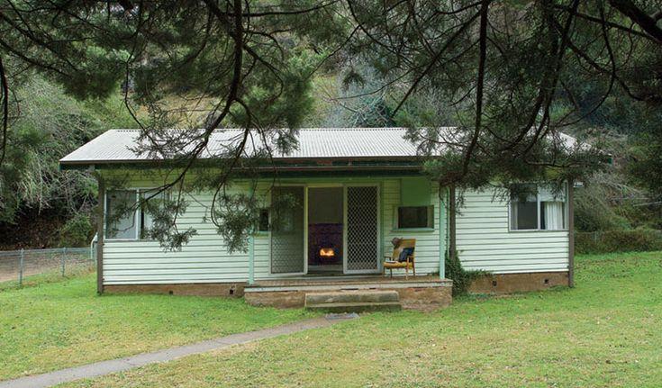 Post Office Cottage, Wombeyan Karst Conservation Reserve. Photo: Michael van Ewijk.