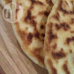 Pão de frigideira rápido @ allrecipes.com.br