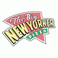 Big New Yorker Pizza Logo. Get this logo in Vector format from https://logovectors.net/big-new-yorker-pizza/