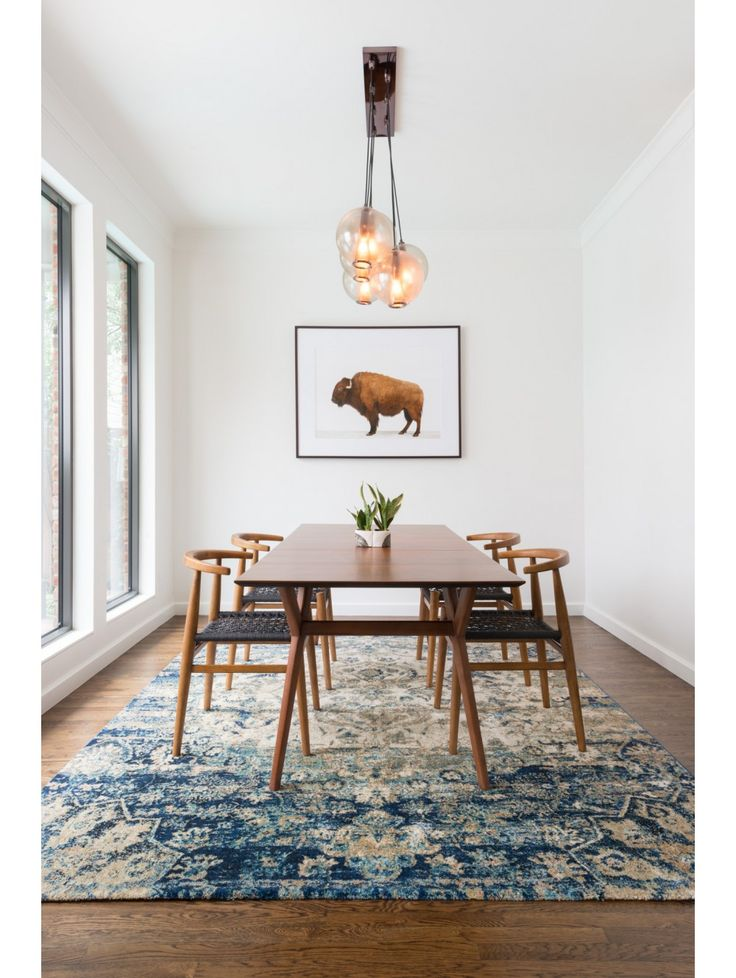 119 Best Rug Hunt Images On Pinterest  Beautiful Design Kitchen Extraordinary Dining Room Carpet Size Inspiration