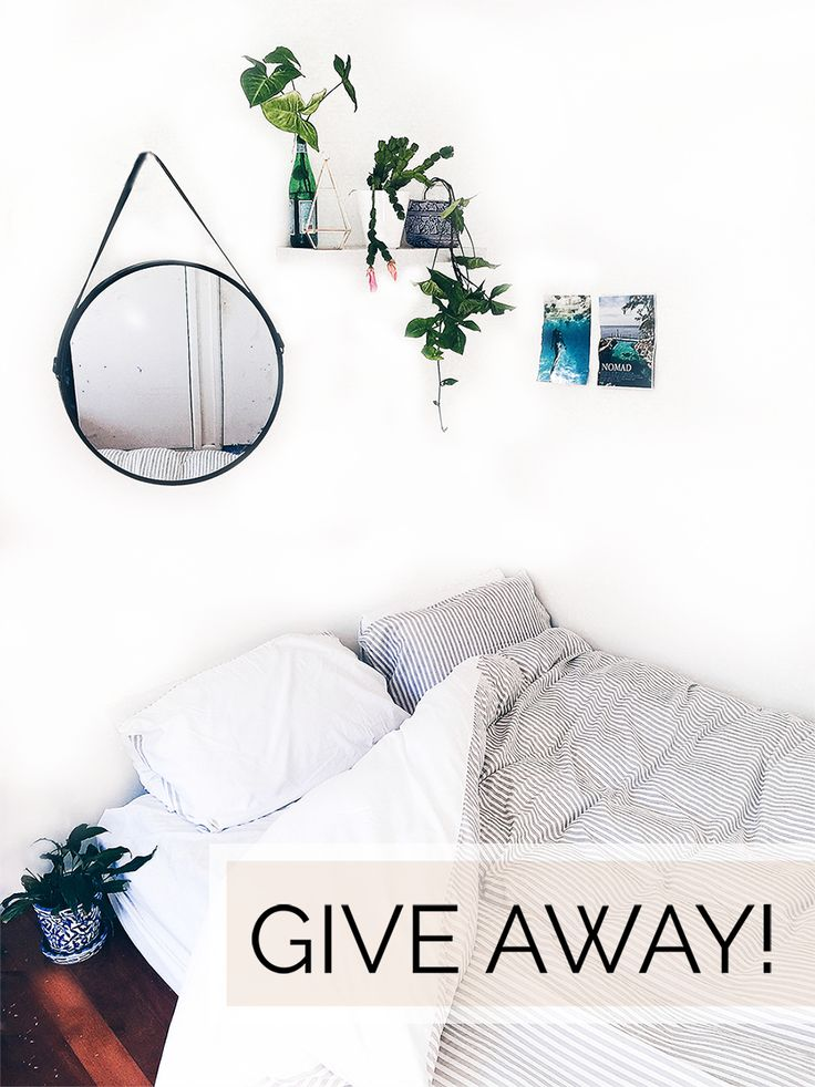 Let's win this Give Away from Yo Home!