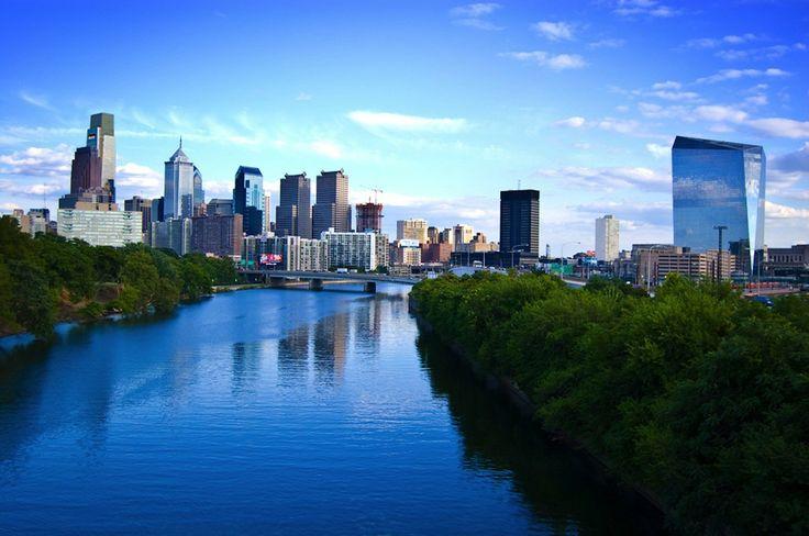 #Filadelfia, la segunda ciudad de la costa este y la quinta del país. Su casco antiguo es la milla cuadrada más histórica del país. http://www.nuevayork.travel/ciudades-para-visitar/filadelfia/ #turismo #viajar #EstadosUnidos