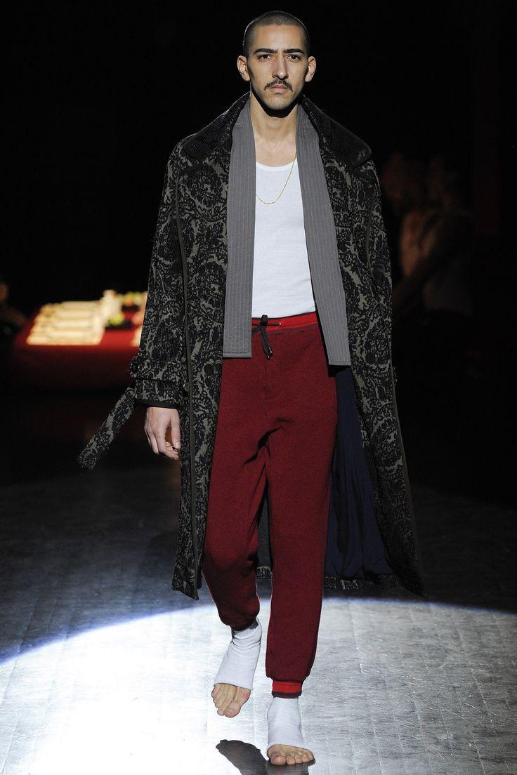 Umit Benan Fall/Winter Paris Fashion Week 2016 Menswear