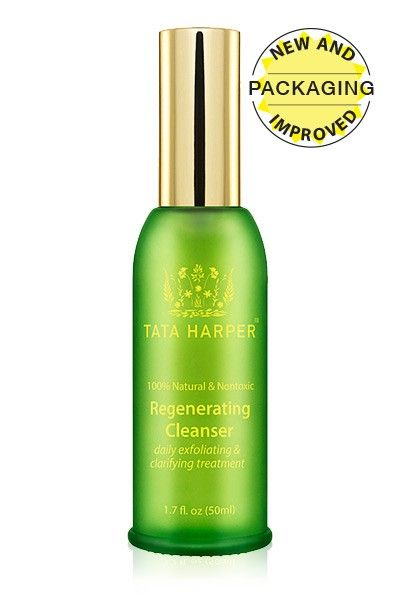 Regenerating Cleanser - 50ml My new favorite cleanser. It cleanses and  exfoliates with enzymes and clay. #tataharper #seasonoflove