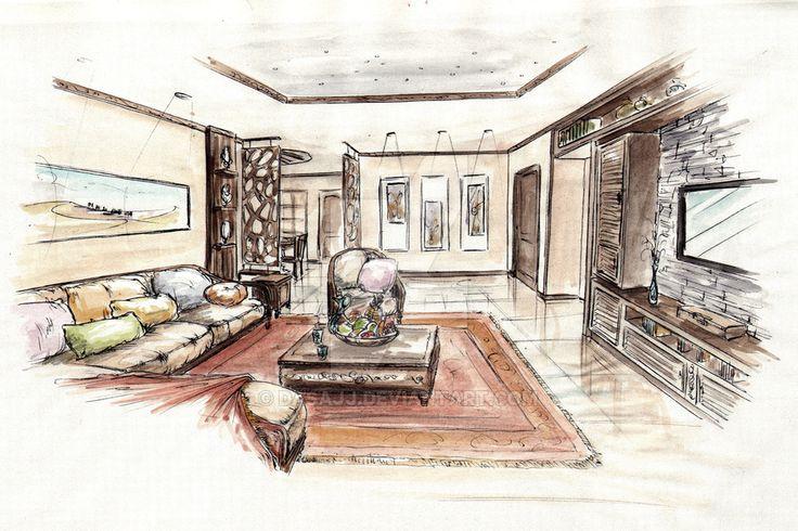 Ethnic Style Apartment by dasajj on DeviantArt