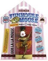 For Tails Only - Ooh La La Mouse  - FunHouse Mouse™, $8.00 (http://www.fortailsonly.com/ooh-la-la-mouse-funhouse-mouse/)