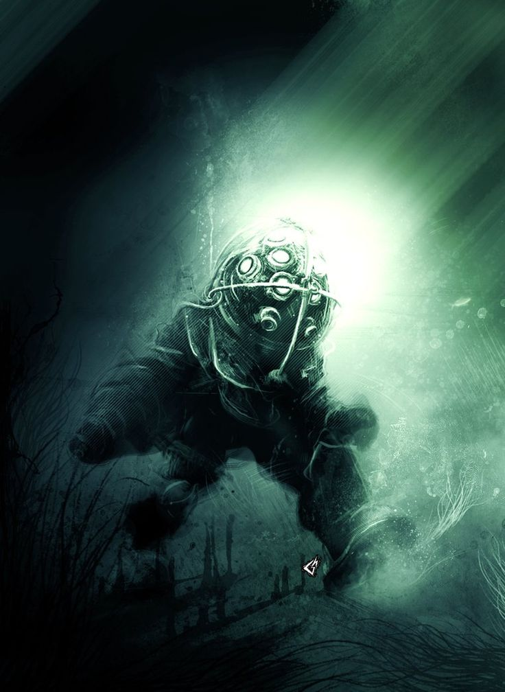 Gavin Hargest ; Bioshock