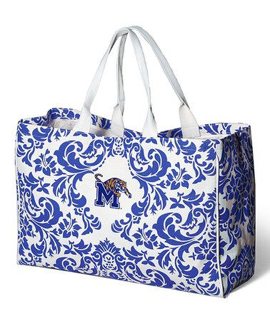 This Memphis Tigers City Tote is perfect! #zulilyfinds