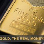 GOLD, THE REAL MONEY!   Julie Anne Marasigan