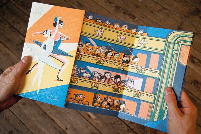 Nice style: Books, Book Detailing, Accordion Book, Art Style, Book Design, Book Illustration