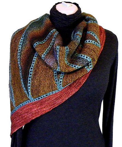 Knitting Instructions M1 : Best images about adīti lakati šalles pončo on