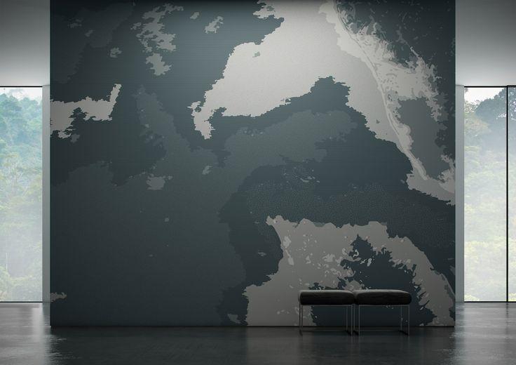 Wallpaper improves acoustic comfort
