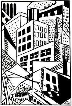 ESTRIDENTISMO Fernando Leal (1929)