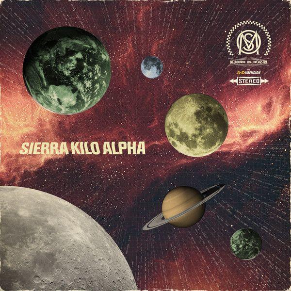 Melbourne ska orchestra sierra kilo alpha ska for Outer space design melbourne