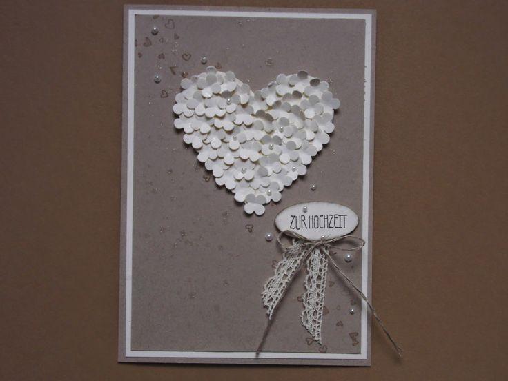 ...Hochzeitskarte....