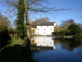 Luxury 5 bedroom watermill in Suffolk