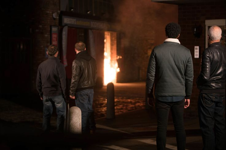 Soap spoilers: EastEnders funerals, Coronation Street fire, Emmerdale custody, Hollyoaks Leela panic  - DigitalSpy.com