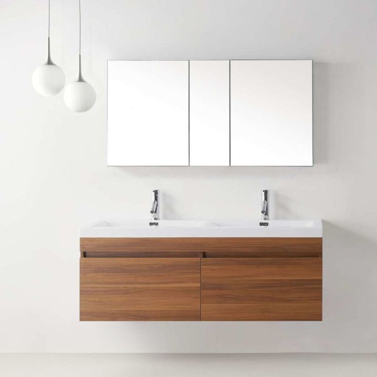25 best ideas about floating bathroom vanities on Bathroom sink cabinets modern