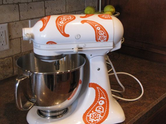 i didn 39 t think i could love my kitchen aid mixer anymore than i already did but with orange. Black Bedroom Furniture Sets. Home Design Ideas