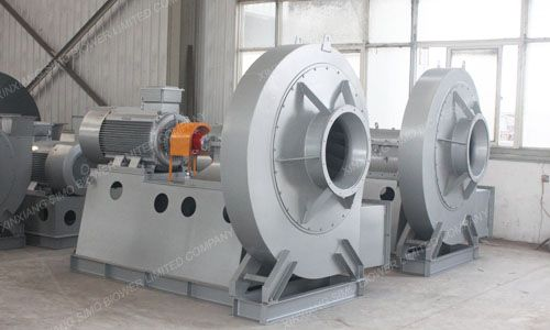 China Cement Industry Blower,Cement Mill Centrifugal Fan