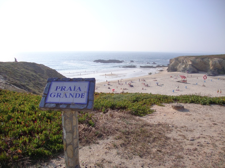 One of my favourite beaches in Portugal - Praia Grande - Porto Covo, Portugal