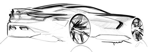Thomas Stephen Smith - Jaguar concept