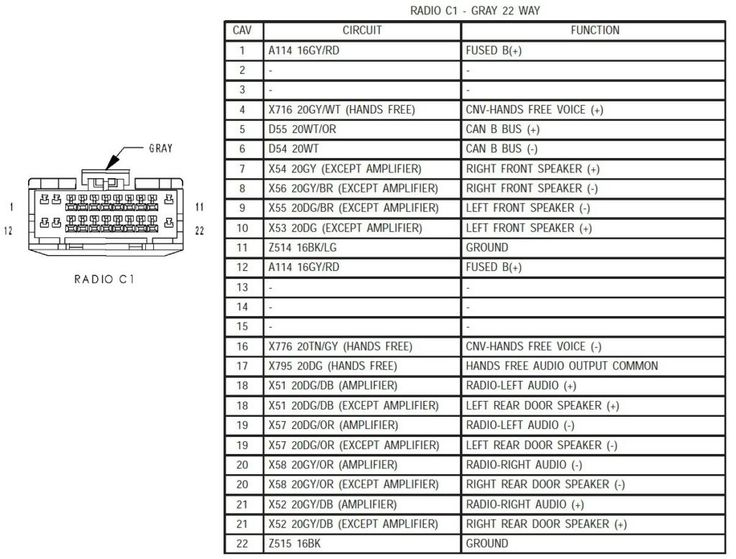 New Kenwood Kdc 252u Wiring Diagram In 2020
