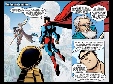 Michael Avon #Oeming and the #comic is only $0.99 cents!  #comiXology #ComicBook #Read  #Superman #Film #Movie #ManOfSteel