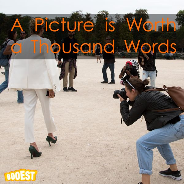 A Picture is worth a Thousand words... Foto's toepassen in de #marketing van je praktijk Het internet wordt veelvuldig gebruikt om alvorens iemand te ontmoeten even een kijkje te nemen  'wie' die persoon nou eigenlijk is. Je maakt met de foto's op je website een eerste indruk. Klik hier: http://www.booest.nl/booest-fototactiek-praktijk/ #fotomarketing #quotes #citaten