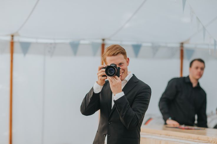Wedding Photographer outfit