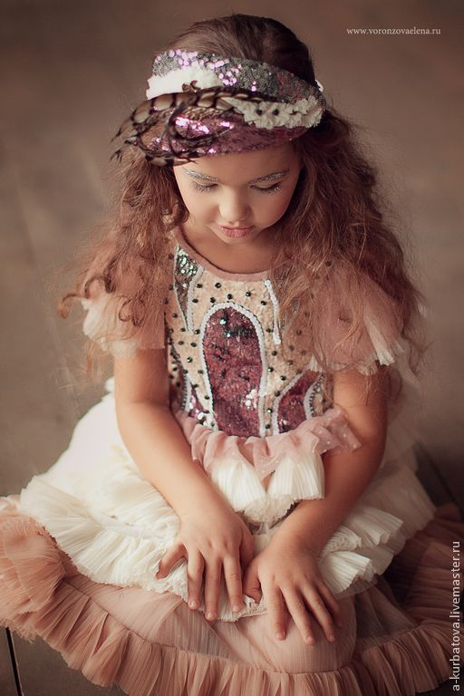 Детские танцевальные костюмы ручной работы. Платье для маленькой балерины.. Анастасия Курбатова (anastakurbatova). Ярмарка Мастеров. Вечернее платье, сетка