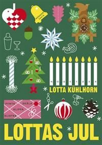 Lotta Kühlhorns jul är både traditionell och nyskapande. Hemma hos henne samsas julprydnader av gammalt snitt gjorda efter vikningsmönster från förra sekelskiftets Berlin med egna nytolkningar inspirerade av livet runt Götgatan på Södermalm i Stockholm. För Lotta är processen lika viktig som resultatet: att följa arbetsinstruktioner, att mäta, vika och klippa, att med hjälp av både små detaljer och större iscensättningar skapa julstämning till glädje för familj och vänner. I Lottas jul…