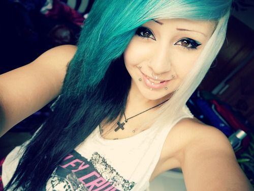 sence girls tumblr | ... 500 x 375 px more from emo girls and scene girls tumblr com source