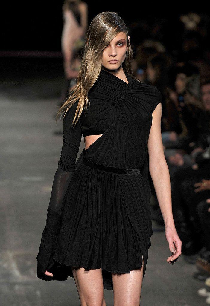 New York Fashion Week: Alexander Wang Fall 2010 | POPSUGAR Fashion