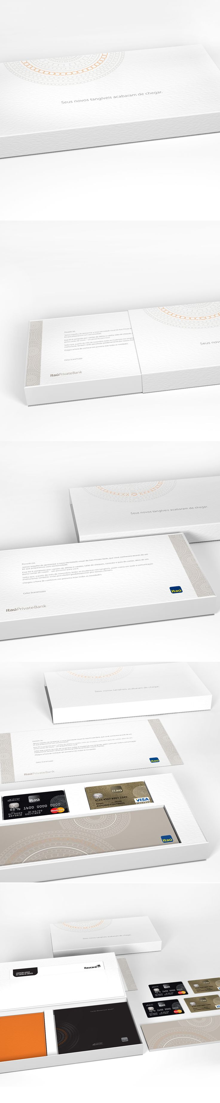 Welcome Kit Itaucard Private Bank
