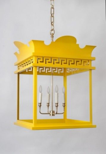 The Rothesay Lantern asian pendant lighting