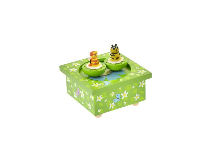 Buzzy bee musical box, £19.95