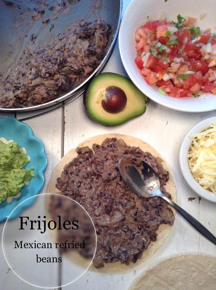 Frijoles Mexican Refried Beans Authentic International