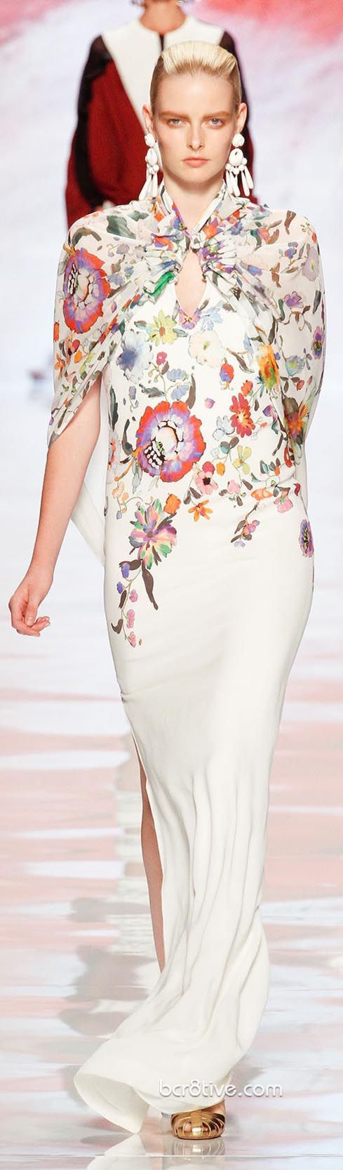 ETRO Spring Summer 2013 Ready To Wear Collection ★ MORE of this collection on Spring Summer