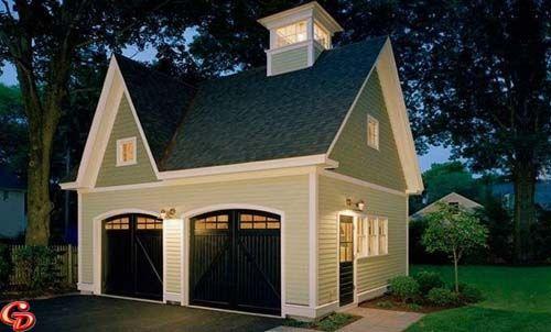 Detached garage ideas 3029 pinterest pool houses for Detached garage pool house