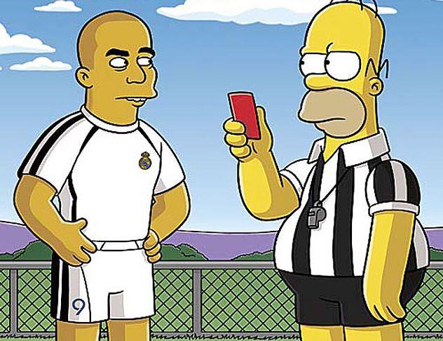 Homer Simpson será juiz de futebol na Copa 2014 no Brasil, marketing da Fox http://www.bluebus.com.br/homer-simpson-sera-juiz-futebol-copa-2014-brasilmarketing-fox/