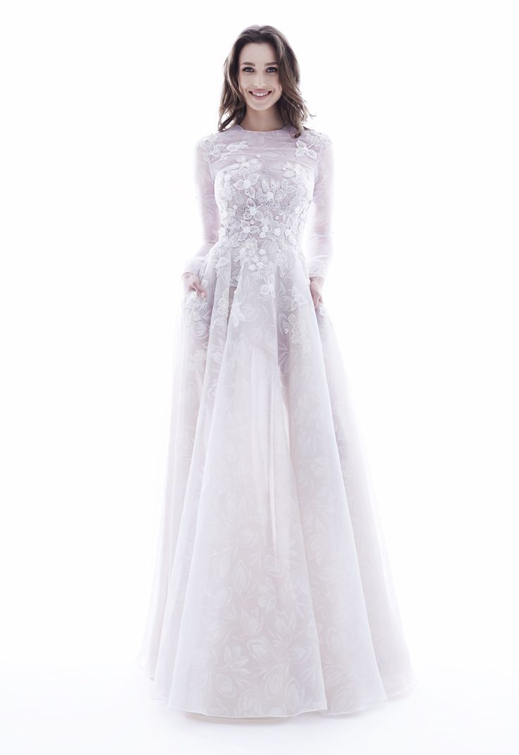Anna bridal gown