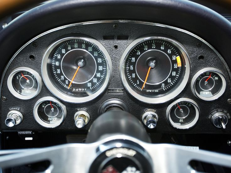 '64 Corvette Stingray
